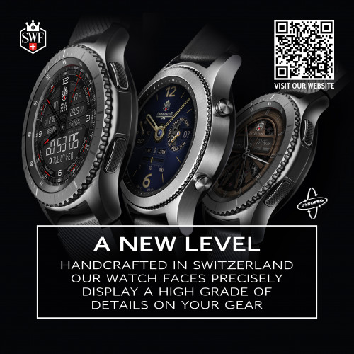 Home - Watch Face | SWF Swiss Watch Face