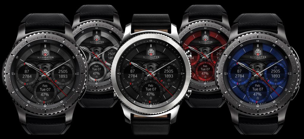 Navigator Series - Watch Face   SWF Swiss Watch Face